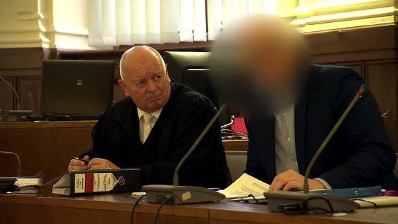 Neonazi vor Gericht