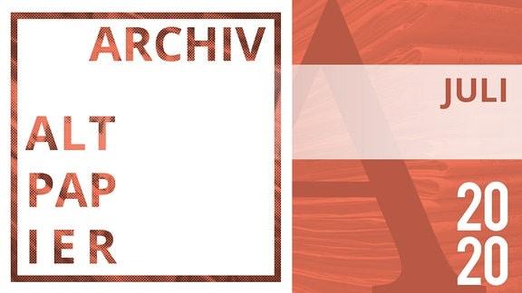Das Altpapier Archiv Juli 2020