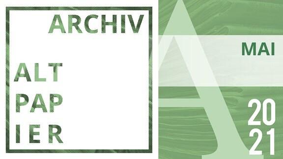 Grafik Archiv Altpapier im Monat Mai 2021