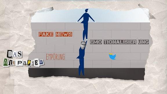Teaserbild zur Medienkolumne Das Altpapier  vom 6. August 2018