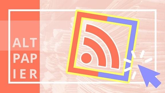 Teaserbild zum RSS-Feed der Medienkolumne Das Altpapier.