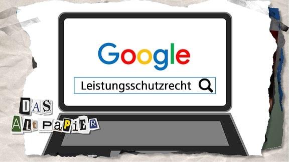 Teasergrafik Altpapier vom 25. Oktober 2019: Täglich grüßt das Leistungsschutzrecht