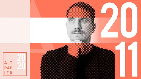 Teasergrafik Altpapier vom 20. November 2020: Porträt Autor Ralf Heimann