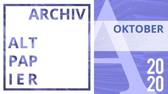 Das Altpapier-Archiv im Oktober 2020.