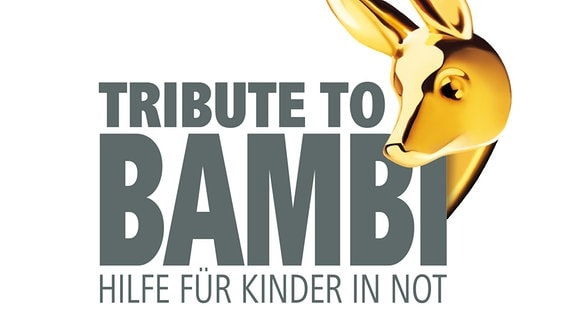 Logo Tribute to BAMBI – Hilfe für Kinder in Not