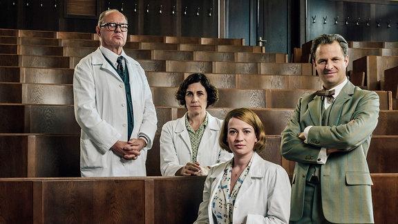 ARD CHARITÉ, III. Staffel der historischen Krankenhausserie mit sechs neuen Folgen, gesendet als Doppel-Folgen, ab (12.01.21), immer dienstags um 20.15 Uhr im Ersten.