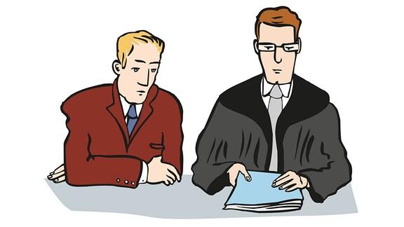 Anwalt-Mandant