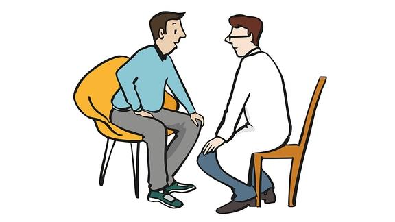 Arzt-Beratung