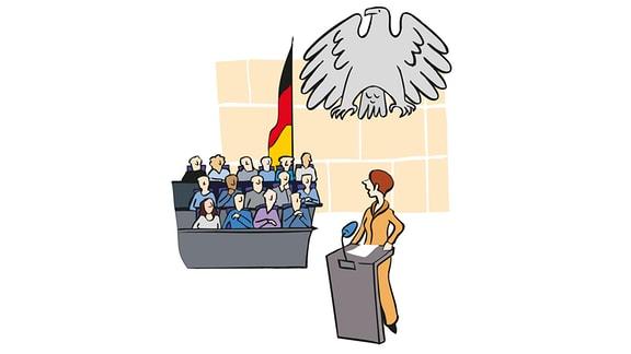Bundestag-Rede