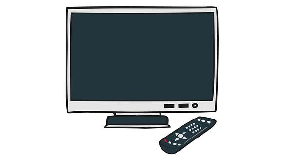 Fernseher-aus