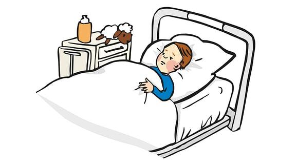 Kind-Krankenhaus