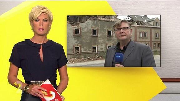 Kamilla Senjo im Gespräch mit Hanno Neustadt