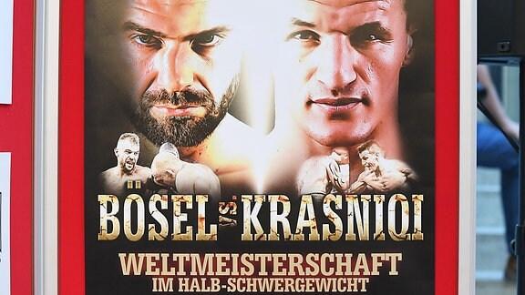 Boxen Pressetraining vor Bösel vs. Krasniqi