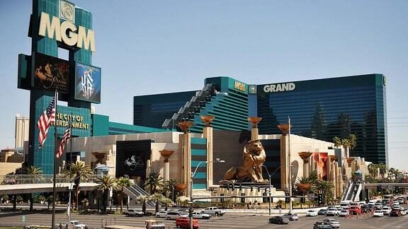 MGM-Grand-Hotel und Casino in Las Vegas