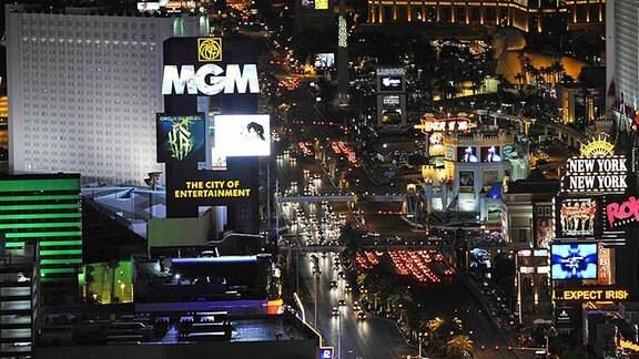 Luxushotel MGM Grand