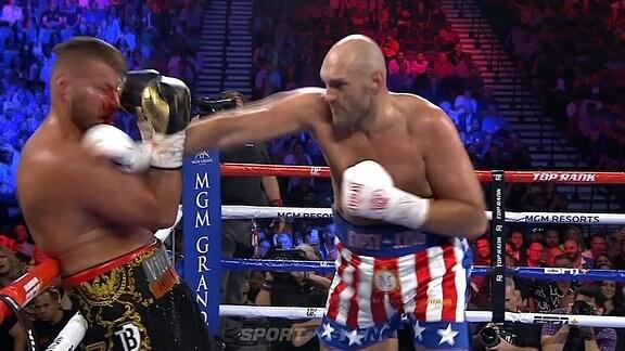 Tom Schwarz boxt gegen Tyson Fury