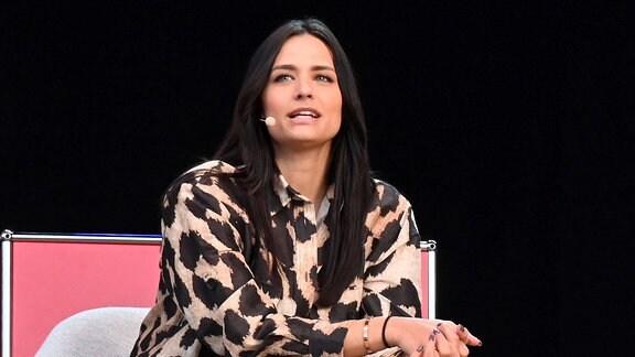 Amira Pocher, Ehefrau von Oliver Pocher