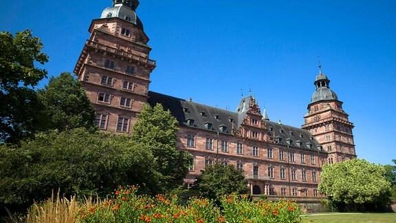 Schloss Johannisburg am Main