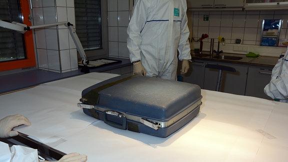 Asservate Göhrde-Morde