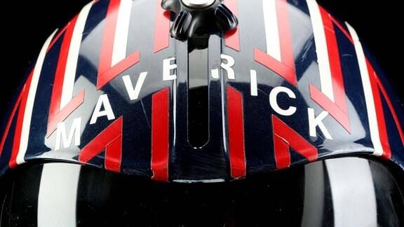 Pete Mavericks Helm