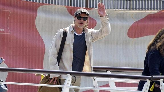 Brad Pitt auf dem Filmfestival in Venedig