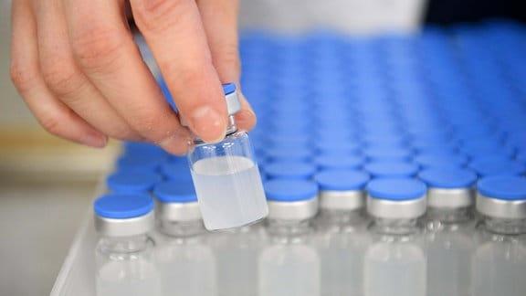 Corona Impfstoff Valneva