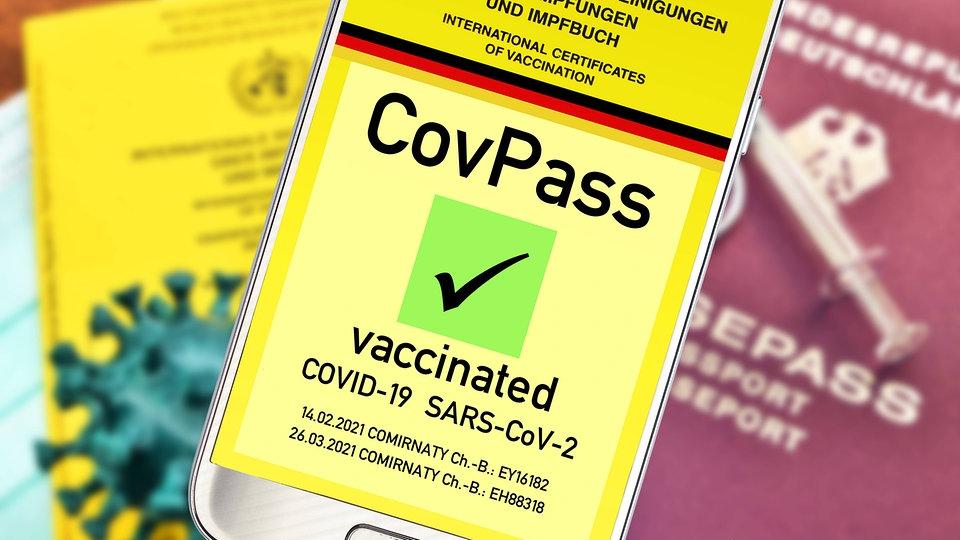 Covpass Wie Funktioniert Der Digitale Impfpass Und Wo Bekommt Man Ihn Das Erste