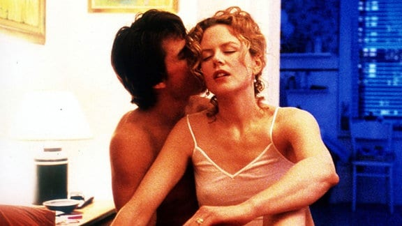 Nicole Kidman und Tom Cruise in «Eyes wide shut»