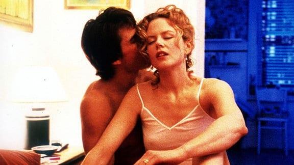 Nicole Kidman und Tom Cruise in «Eyes wide shut»