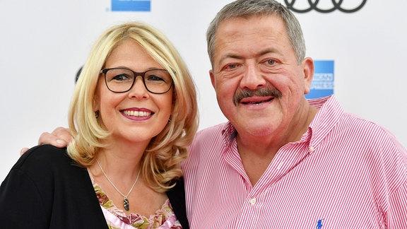 Bettina Geyer und Joseph Hannesschläger