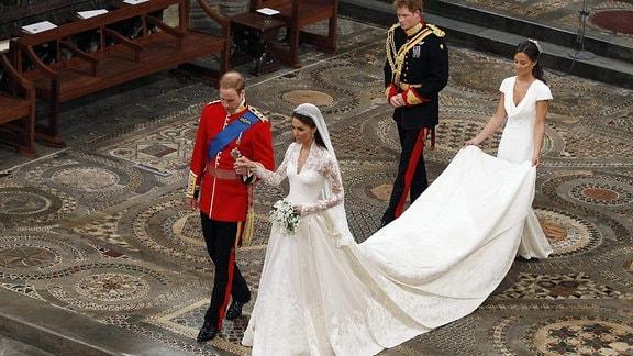 Kate und William Hochzeit