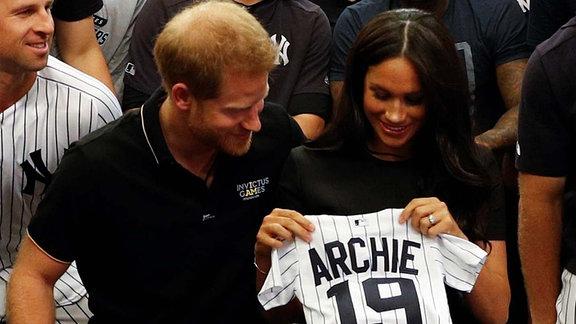 Geburtstag Archie