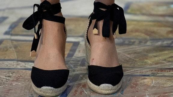 Meghans Schuhe