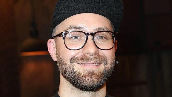 Mark Forster zu Gast in der WDR Talkshow Kölner Treff am 04.12.2019 in Köln.