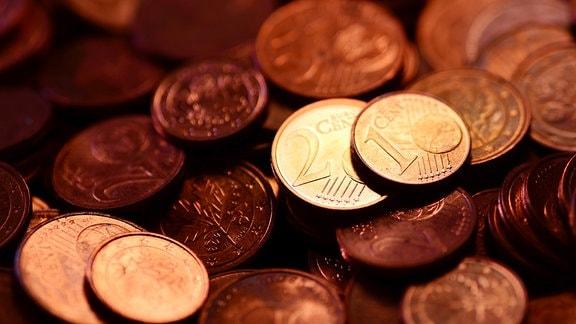 Cent Münzen