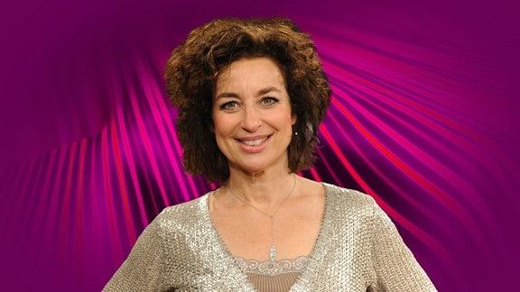 Sängerin, Schauspielerin und Moderatorin Isabel Varell
