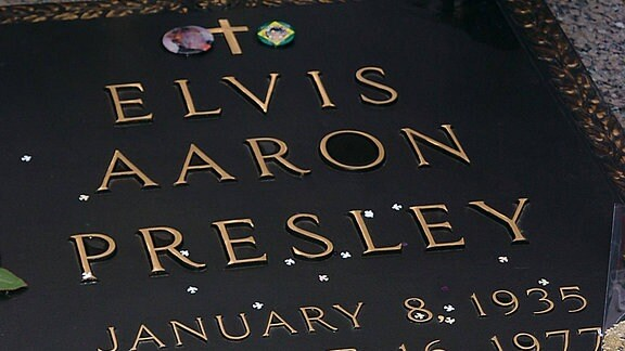 Grab von Elvis Presley