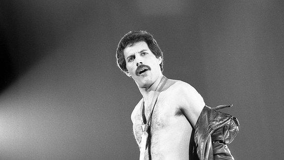 Freddie Mercury (1980)
