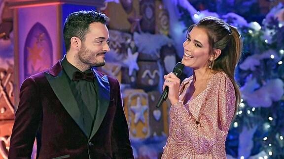 Giovanni Zarrella und Jana Ina