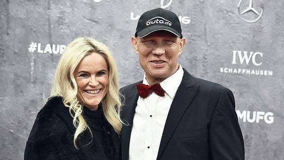 Patricia Schulz und Axel Schulz