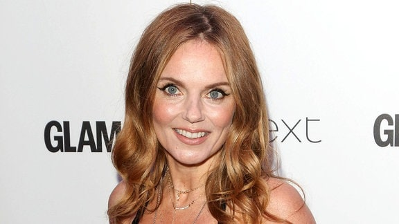 Geri Horner bei den Glamour Magazine Woman of the Year Awards am 6.06.2017 in London