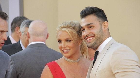 Britney Spears mit neuem Freund Sam Ashgari