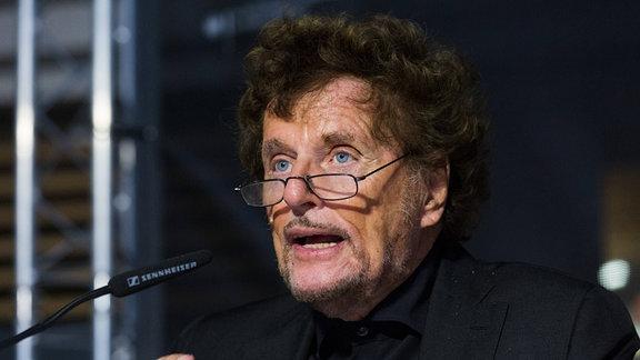 Intendant Dr. Dieter Wedel