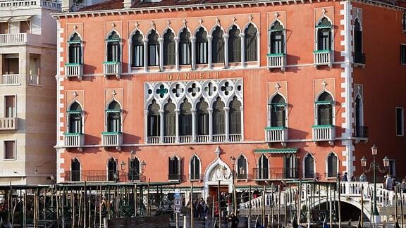 Hotel Danieli in Venedig