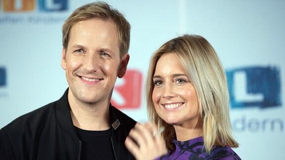 Jan Hahn und Susanna Ohlen