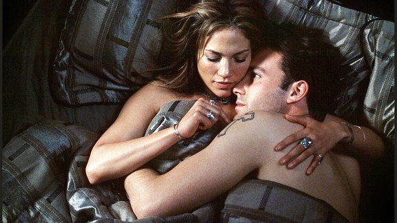 Jennifer Lopez und Ben Affleck.