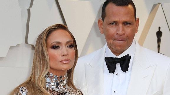 Jennifer Lopez und Alex Rodriguez, 2019