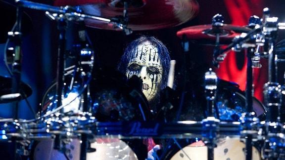 Joey Jordison, 2012