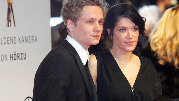 Matthias Schweighöfer und Ani Schromm