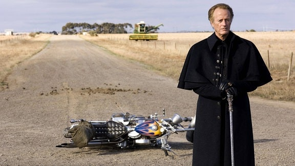 Peter Fonda in Ghost Rider, 2005